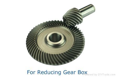 Spiral Bevel Gear (Reducing Gear Box)