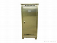 低 压 接 地 电 阻 柜