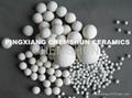 23~30% Al2O3 Inert Ceramic Balls As