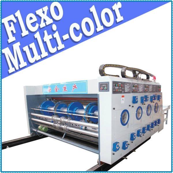 Where can buy semi-automatic flexo printing slotting machine 1