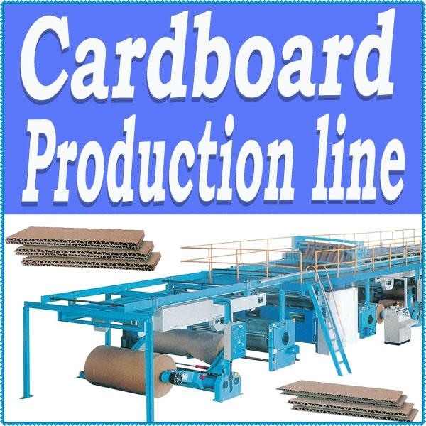 Where can i buy corrugated cardboard production line 1