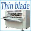 Slitter scorer machine thin blade 4