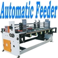 Automatic paperboard feed machine for