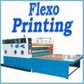 multicolor corrugated box printing machine 1