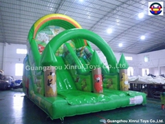 Inflatable Slide Toy (XRSL-36)