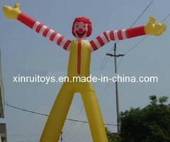 2 Legs Inflatable Dancer (XRAD-35)