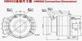 HMS02 Hydraulic Motor