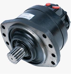 HMS05 Hydraulic Motor
