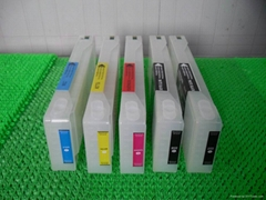 For Epson 7700 9700 refillable ink cartridges