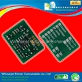 100% Compatible For OKI Color Laser Jet C9650 toner chips