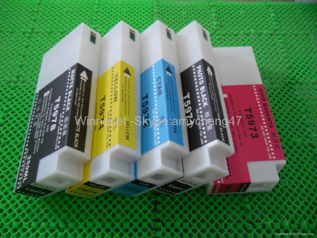 爱普生 9700 墨盒带可复位芯片 2