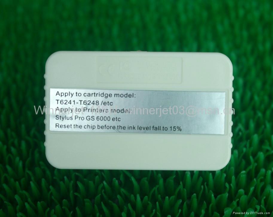 爱普生GS6000芯片复位器 2