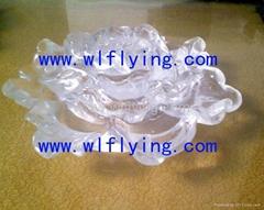 水晶胶牡丹花模型