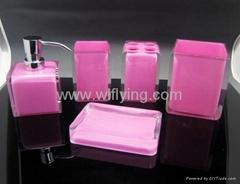 水晶树脂卫浴