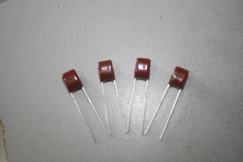 CL21 474J250V polyester capacitor 1