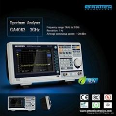 3GHz Spectrum Analyzer; DANL<-148dbm; Tracking Generator