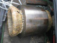 开利螺杆压缩机电机维修