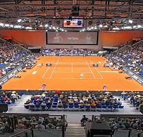 比賽級紅土網球場--巴斯夫/CONICA