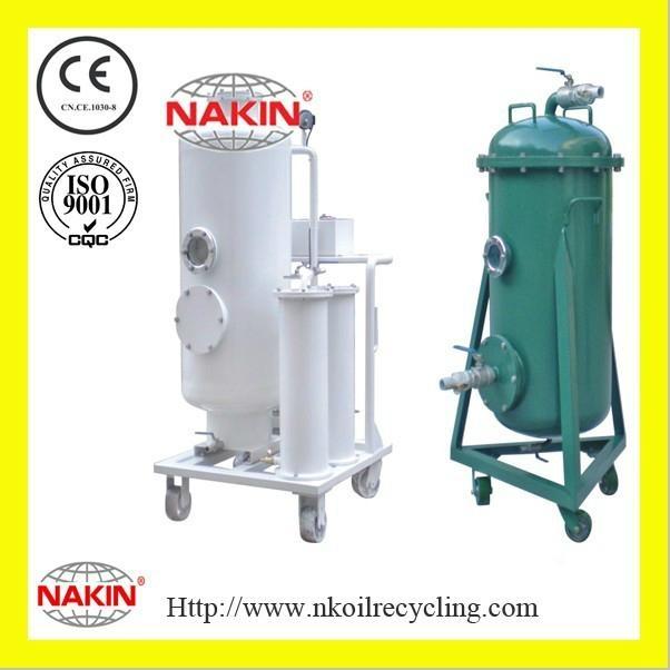 BZ insulation Oil Regenerationg equipment 1