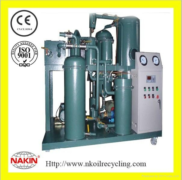 Series TPF Oil Filtration Machine 1