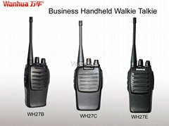 WH27 Portable Walkie Talkie