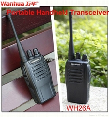 WH26A Portable Handheld Transceiver