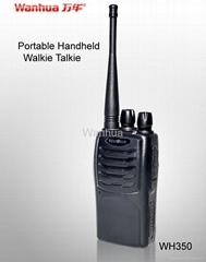 WH350 Handheld FM Walkie Talkie