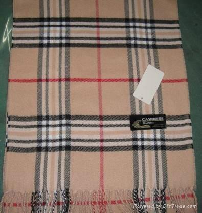仿羊絨圍巾 2