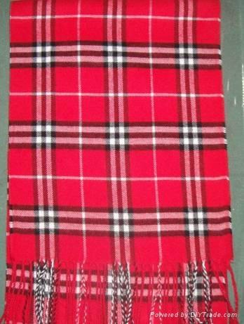 仿羊絨圍巾 5