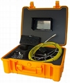 Pipe Inspection System with DVR &