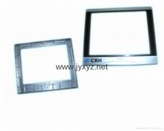 aluminum die-casting high speed train TV frame