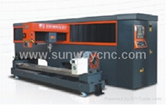 CNC pipe laser cutting machine