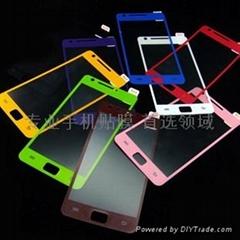 苹果4S彩色手机贴膜