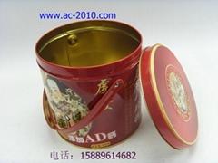 AD鈣奶包裝鐵盒