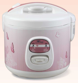 Deluxe rice cooker  1.2L-2.8L 1