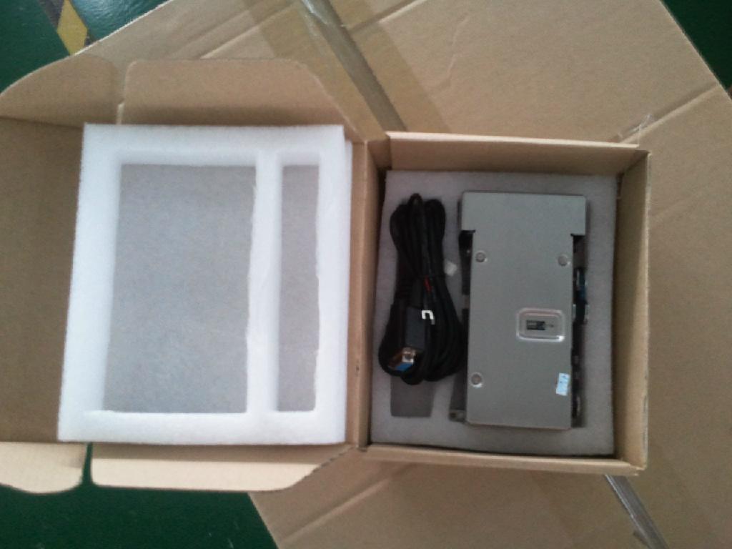 3-in-1 motorized smart card reader 1