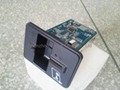 manual insertion card reader Magnetic/IC