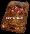 RF 4 Keys/buttons Universal Wireless Remote Control 1