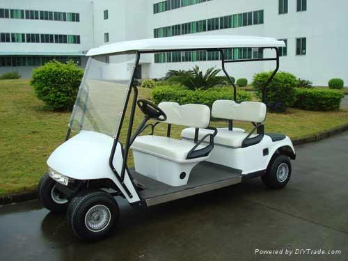 珠海电动高尔夫球车 1