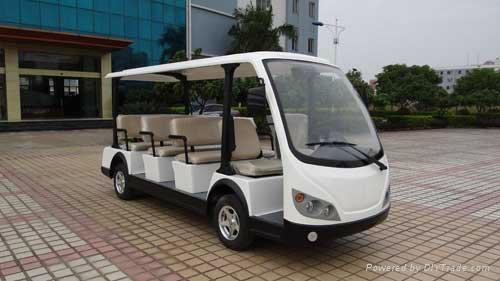 珠海观光车 1