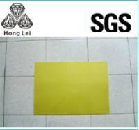 yellow fiberglass insulation sheet (FR4)