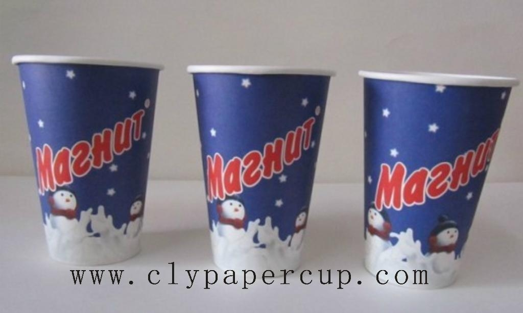Cold drink paper cup 2