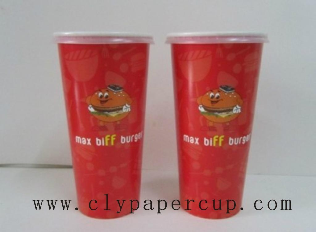 Cold drink paper cup 5