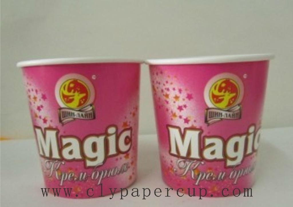 Icecream paper bowl 1