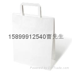 生产110克白色牛皮纸纸袋纸