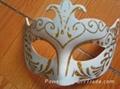 皇冠金粉面具