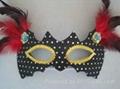 蝙蝠王布面具