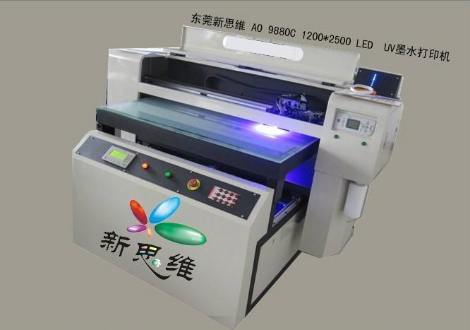 廣告標牌UV平板打印機 1