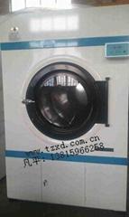 江泰洗滌服務行業專用天然氣烘乾機