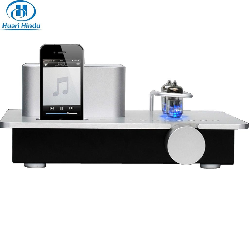 Bluetooth Tube amplifier for Ipad/Iphone 4S 1